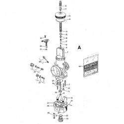CLIP NEEDLE PHSB/VHSB/VHSH N.18 IN THE ILLUSTRATION