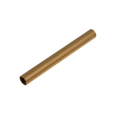 BARRA ANTERIORE TONDA 30X2 mm (ORO)
