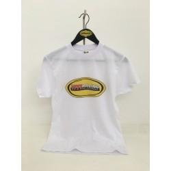 T-SHIRT LOGO GIALLO VITI RACING