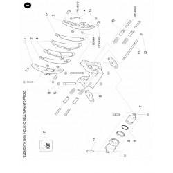 KIT BOCCOLE PINZA CX 128 HQ N.10 SULLA FIGURA