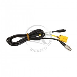 EXTENTION CABLE 2T WITH ONE THERMOCOUPLE + ONE THERMORESISTOR