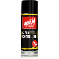 VROOAM CLEAR CHAIN LUBE