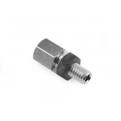 ADJUSTER HEXAGONAL M6 10X24 WITH A NUT N.17 IN THE ILLUSTRATION