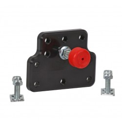 TENDICATENA KZ COMPLETO, ANODIZZATO NERO