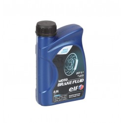 "OLIO ELF ""MOTO BRAKE FLUID DOT5.1"" (500ML)"
